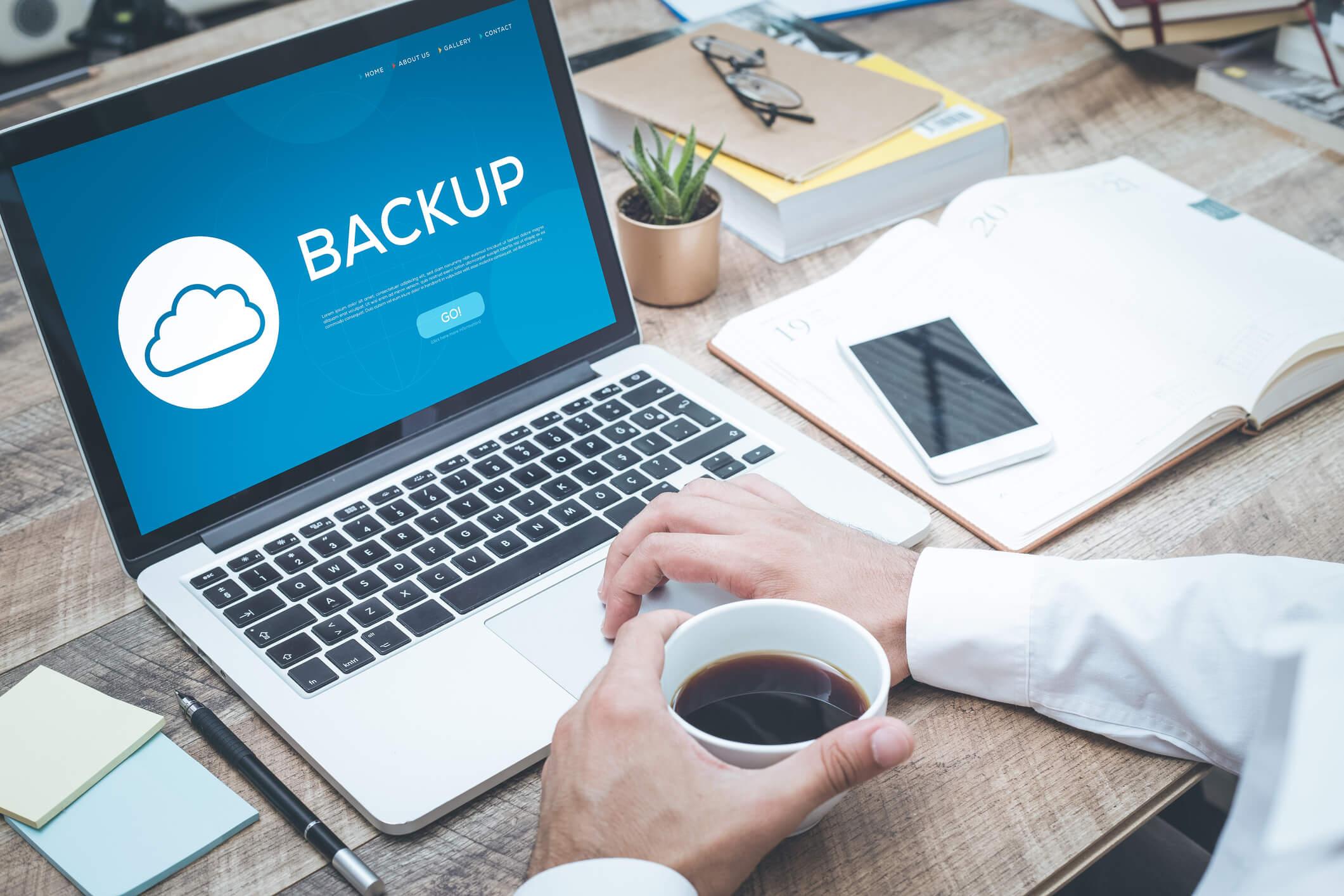 Você Já Ouviu Falar Em Backup Online? Conheça Esse Serviço!